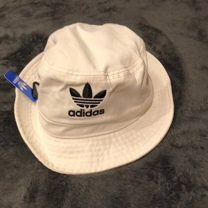 Adidas Canvas Fisherman's Hat NWT